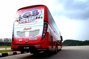 Bus from genting to singapore