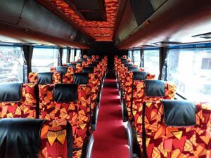 company bus service
