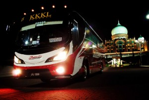 Booking KKKL online bus tickets for bus from Singapore to Malacca city