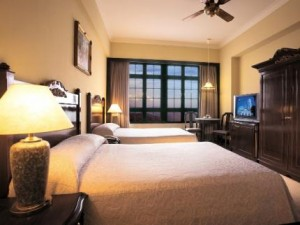 Awana Resort room