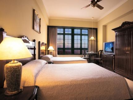 Awana Resort room