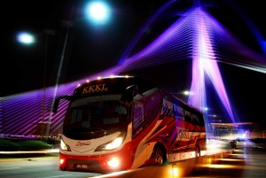 from singapore to Kuala Lumpur by bus